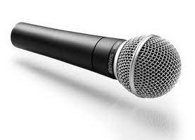 Micro Shure SM58-Micro karaoke chuyên nghiệp chính hãng