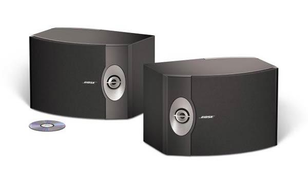 Loa hát karaoke hay Bose 301 Series V
