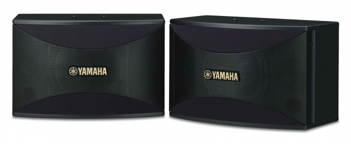 Loa hát karaoke hay Yamaha KMS 910