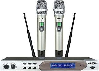 Micro hát karaoke hay nhất AAP K900F
