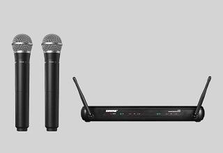 Micro hát karaoke hay nhất Shure