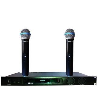 Micro hát karaoke hay Shure U820