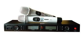 Micro hát karaoke hay nhất Shure UGX8