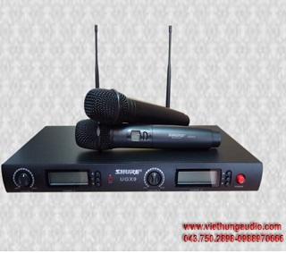 Micro hát karaoke hay nhất Shure UGX9
