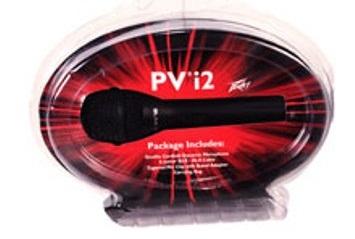 Micro hát karaoek hay nhất Peavey PVI 2