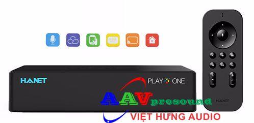 Đầu Hanet PlayX One 4TB chất lượng tốt