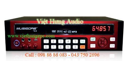 Đầu máy karaok Musiccore TS8-CÔNG NGHỆ HÀN QUỐC - KARAOKE CHUYÊN NGHIỆP VIỆT HƯNG