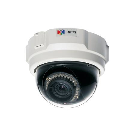 ACTi ACM-3011 IP Fixed Dome Camera with Vari-focal