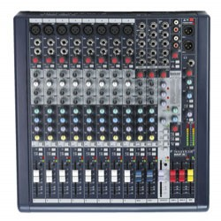 Mixer SOUNDCRAFT MFXi8