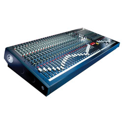 Mixer SOUNDCRAFT LX 7II/32