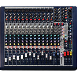Mixer SOUNDCRAFT MFXi 12
