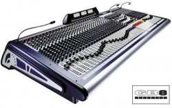 Mixer SOUNDCRAFT (ENGLAND) - GB8 series