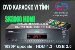 Star MIDI Plus HDMI SK8000HDMI - Việt Hưng Audio