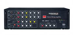AMPLY NANOMAX PA - 203III, AMPLY KARAOKE CHẤT LƯỢNG CHÍNH HÃNG