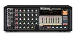 Amply Nanomax Pro-769E, Amply hội trường, sân khấu, karaoke chuyên nghiệp chất lượng cao, giá thành tốt