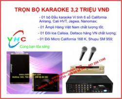 Lợi ích của dàn karaoke gia đình giá rẻ trọn bộ