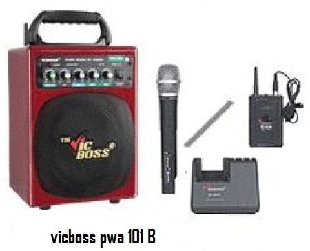 Thiết bị trợ giảng Vicboss PWA-101B chất lượng tốt