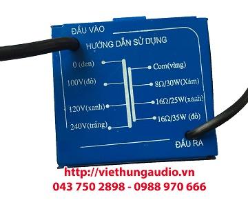 Biến áp AAV-ST516 Việt Hưng Audio 0944 970 666 giá rẻ, chất lượng cao