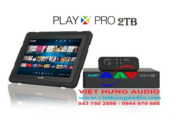 Đầu Hanet PlayX One 2 TB chất lượng cao
