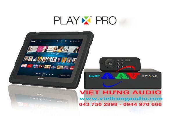 Đầu Hanet PlayX Pro 4 TB thế hệ mới chất lượng tốt