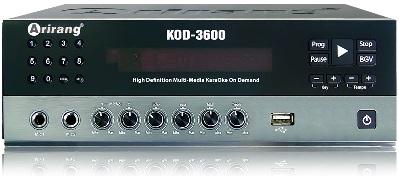 Đầu Karaoke KOD Arirang 3600 (ổ cứng cắm ngoài)