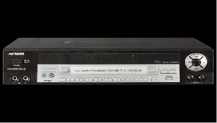 ACNOS SONCA SK-6866 HDD-B – Star MIDI Plus HDMI HDD